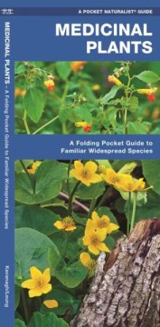 Medicinal Plants: A Folding Pocket Guide to Familiar Widespread Species (Pamphlet)