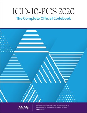 ICD-10-PCS 2020: The Complete Official Codebook