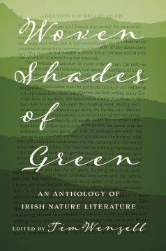 Woven Shades of Green:  An Anthology of Irish Nature Literature