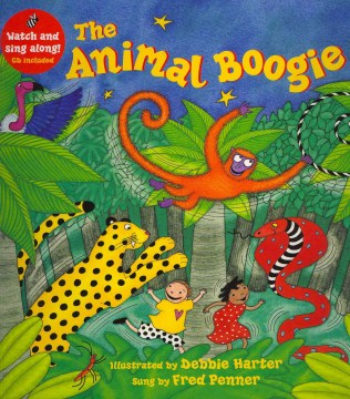 Animal Boogie, The (Barefoot Books Singalongs)