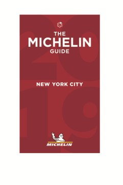 Michelin Red Guide New York City 2019